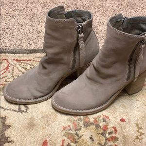 Dolce Vita booties. GREAT NEUTRAL!